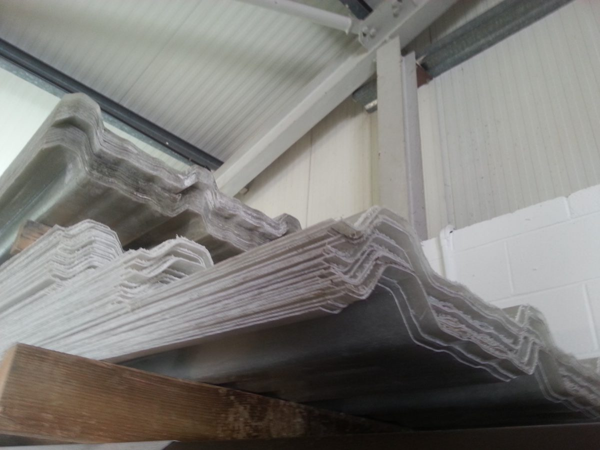 Translucent roof panels maybe specified at no further cost, essential for those shed and workshop conversions requiring some natural light.